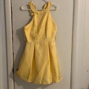 Yellow Belle dress from Disney Beauty & the Beast